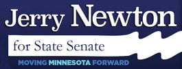 JERRY NEWTON FOR MINNESOTA SENATE DISTRICT 37